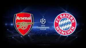 Arsenal-v-Bayern-Munich