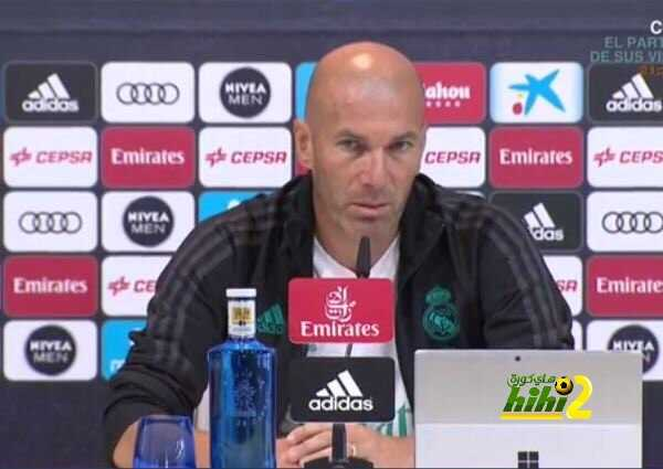 فيديو : زيدان يرد على سؤال توقيعه لبرشلونة