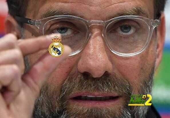 صورة : حجم ريال مدريد عند كلوب وجمهور ليفربول