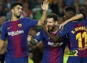 تشكيلة : برشلونة يحل ضيفا على سويسداد في مباراة صعبة في الانويتا