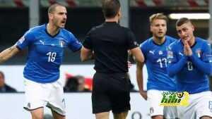 إيطاليا تحقق إنتصاراً بشق الأنفس بهدف على الولايات المتحدة الأمريكية